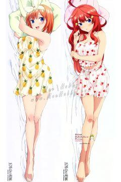 5- Houbun No Hanayome Nakano Yotsuba Anime Dakimakura Japanese Hugging Body Pillow Cover