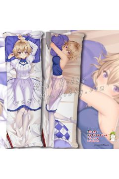 Arknights Sarung Bantal Anime Dakimakura Japanese Hugging Body Pillow Cover 20540