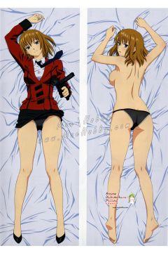 Aika Zero Sumeragi Aika Anime Dakimakura Japanese Hugging Body Pillow Cover