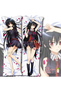 Akame Ga Kill Akame 1 Anime Dakimakura Japanese Hugging Body Pillow Cover