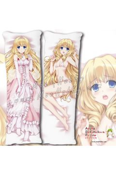 Amagi Brilliant Park Latifa Fleuranza Anime Dakimakura Japanese Hugging Body Pillow Cover Case 03