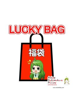 New Anime Fukubukuro 福袋 Japanese Lucky Mystery Bag