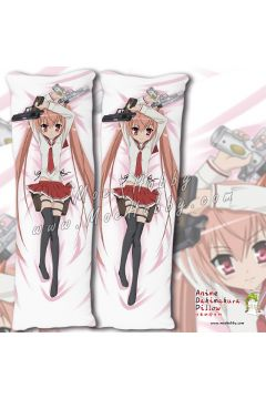 Aria The Scarlet Ammo H Kanzaki H. Aria Anime Dakimakura Japanese Hugging Body Pillow Cover Case 02