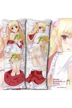 Aria The Scarlet Ammo Rico Minerobin 4 Anime Dakimakura Japanese Hugging Body Pillow Cover