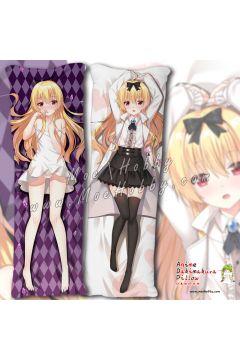 Arifureta From Commonplace to World's Strongest Yue Anime Dakimakura Japanese Hugging Body Pillow Cover 11