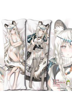 Arknights Anime Dakimakura Japanese Hugging Body Pillow Cover 97019