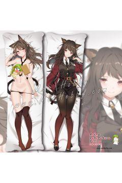Arknights Anime Dakimakura Japanese Hugging Body Pillow Cover 97052