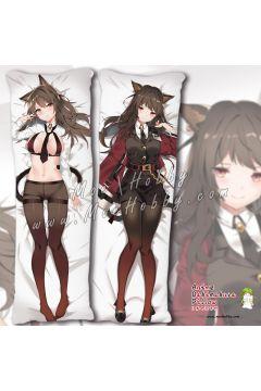 Arknights Anime Dakimakura Japanese Hugging Body Pillow Cover 97053