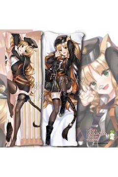 Arknights Anime Dakimakura Japanese Hugging Body Pillow Cover 98040