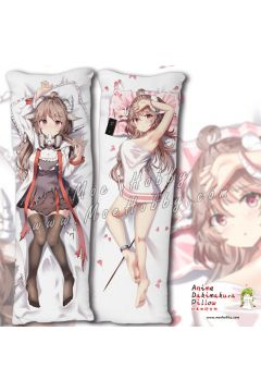 ArknightsAnime Dakimakura Japanese Hugging Body Pillow Cover 20723