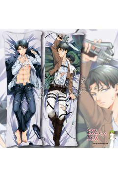 Attack On Titan Leviackerman 07 Anime Dakimakura Japanese Hugging Body Pillow Cover