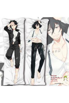 Azawa Shouta My Hero Academia Anime Dakimakura Japanese Hugging Body Pillow Cover Case 1942374-1