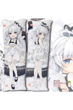 Azur Lane-Kakuma Ai Anime Dakimakura Japanese Hugging Body Pillow Cover 20043-1