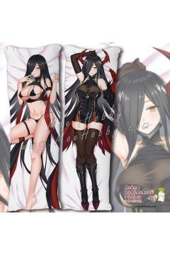 Azur Lane Friedrich der Grosse Anime Dakimakura Japanese Hugging Body Pillow Cover 20510