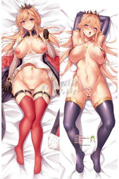 Azur Lane Richelieu Anime Dakimakura Japanese Hugging Body Pillow Cover
