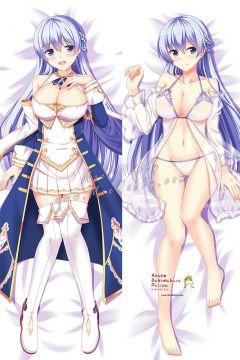 Azur Lane Rodney Anime Dakimakura Japanese Hugging Body Pillow Cover 111