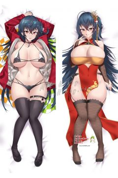 Azur Lane Taihou Anime Dakimakura Japanese Hugging Body Pillow Cover 001