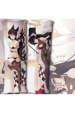 Azur Lane Takao& Atago Anime Dakimakura Japanese Hugging Body Pillow Cover