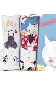Azur Lane U-110 Anime Dakimakura Japanese Hugging Body Pillow Cover 222