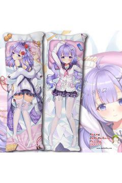 Azur Lane Unicorn Anime Dakimakura Japanese Hugging Body Pillow Cover 20619