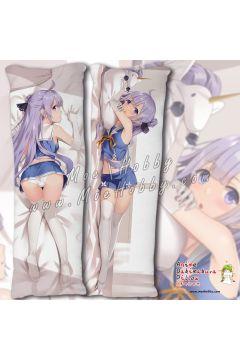 Azur Lane UnicornAnime Dakimakura Japanese Hugging Body Pillow Cover 20726