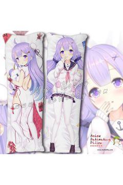 Azur Lane UnicornAnime Dakimakura Japanese Hugging Body Pillow Cover 20727
