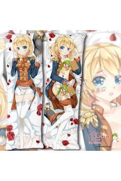 Battleship Girls 1 Anime Dakimakura Japanese Hugging Body Pillow Cover