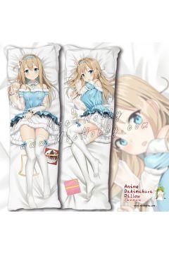 Battleship Girls 3 Anime Dakimakura Japanese Hugging Body Pillow Cover
