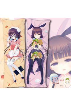 Blends Sakuranomiya Maika 4 Anime Dakimakura Japanese Hugging Body Pillow Cover