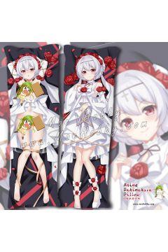 Collapse Gakuen Anime Dakimakura Japanese Hugging Body Pillow Cover 99003