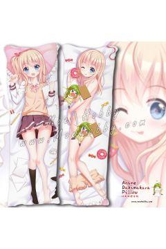 Comic Girls Koyume Koizuka 1 Anime Dakimakura Japanese Hugging Body Pillow Cover