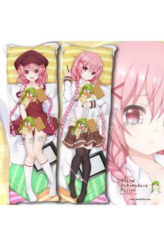 Comic Girls Moeta Kaoruko 1 Anime Dakimakura Japanese Hugging Body Pillow Cover