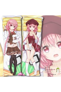Comic Girls Moeta Kaoruko 2 Anime Dakimakura Japanese Hugging Body Pillow Cover