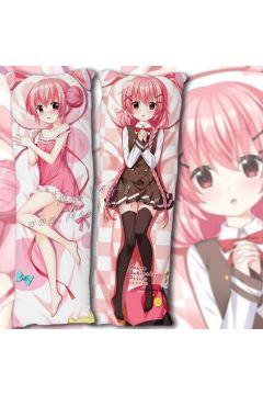 Comic Girls Moeta Kaoruko Anime Dakimakura Japanese Hugging Body Pillow Cover 111