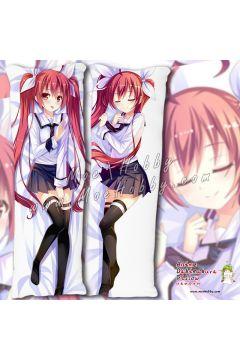 Date A Live Itsuka Kotori 08 Anime Dakimakura Japanese Hugging Body Pillow Cover
