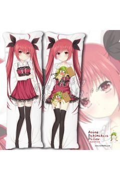 Date A Live Itsuka Kotori 21 Anime Dakimakura Japanese Hugging Body Pillow Cover