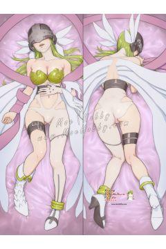 Digimon Angewomon Anime Dakimakura Japanese Hugging Body Pillow Cover 111