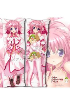 Dog Days F Millhiore F. Biscotti Anime Dakimakura Japanese Hugging Body Pillow Cover Case