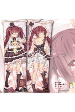 Dropkick On My Devil! Yurine Hanazono 1 Anime Dakimakura Japanese Hugging Body Pillow Cover