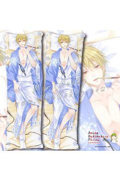 Durarara 3way Standoff Heiwajima Anime Dakimakura Japanese Hugging Body Pillow Cover Case