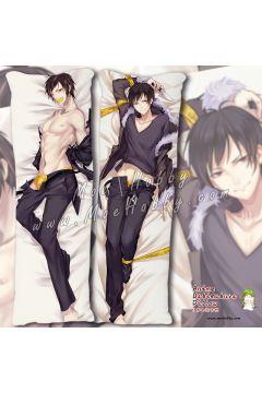 Durarara 3way Standoff Ryugamine Mikado Anime Dakimakura Japanese Hugging Body Pillow Cover