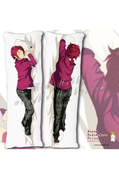 Ensemble Stars Isara Mao Anime Dakimakura Japanese Hugging Body Pillow Cover