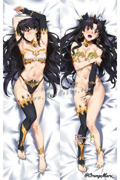 FateGrand Order Ishtar Anime Dakimakura Japanese Hugging Body Pillow Cover