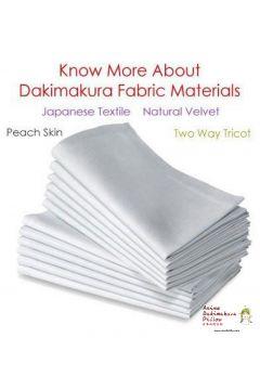 FREE Dakimakura Fabric Sample