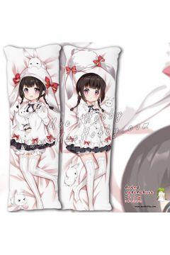 Girls Frontline Girls Frontline 07 Anime Dakimakura Japanese Hugging Body Pillow Cover