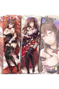 Granblue Fantasy Anime Dakimakura Japanese Hugging Body Pillow Cover 911039