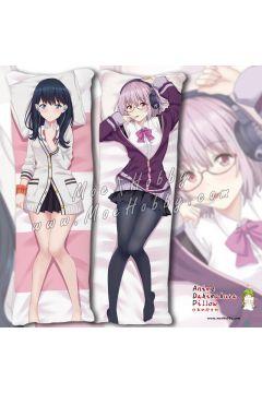 Gridman the Hyper Agentssss Anime Dakimakura Japanese Hugging Body Pillow Cover 93036