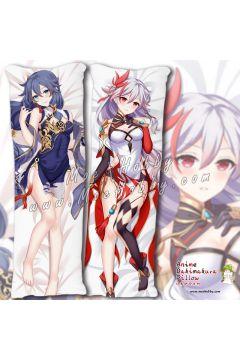 Guns Girl Honkai Gakuen Guns Girl Honkai Gakuen 4 Anime Dakimakura Japanese Hugging Body Pillow Cover