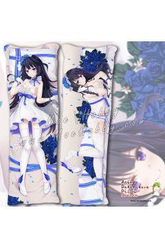 Guns Girl Honkai Gakuen Raiden Mei 5 Anime Dakimakura Japanese Hugging Body Pillow Cover