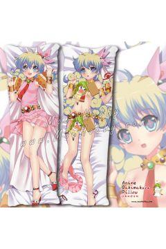 Gurren Lagann Nia Teppelin Anime Dakimakura Japanese Hugging Body Pillow Cover Case